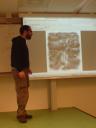 pablo giving presentation